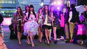 ファッションウィーク福岡×オオムラ